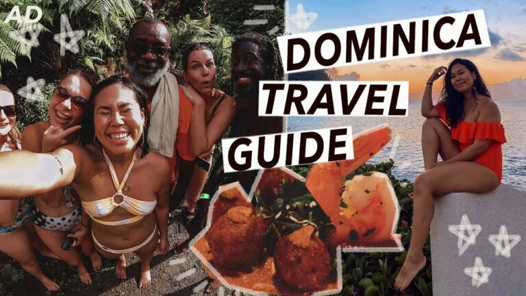 Eating and Exploring Dominica: Caribbean's Nature Island | Travel Guide