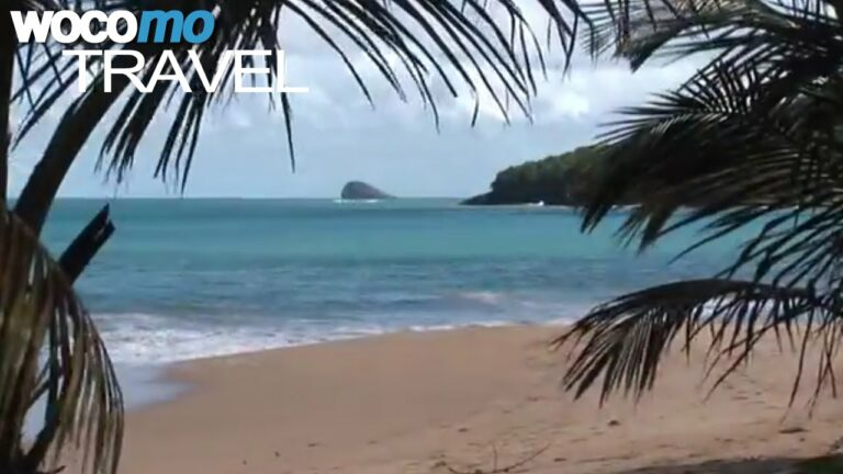 """Guadeloupe (travel-documentary from the season """"Caribbean Moments"""")"""