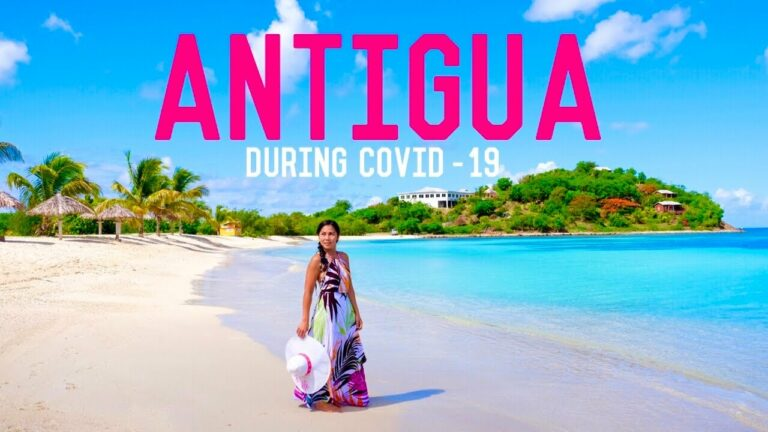 Our Journey to ANTIGUA in the Caribbean during Covid19 I Part 1